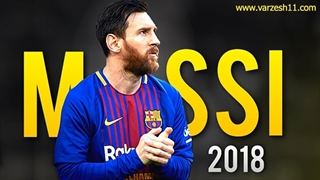 پاسهای غیرممکن و باورنکردنی  توسط لیونل مسی در فصل 2019/2018