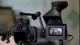 منظره یاب دوربین / تجهیزات جانبی فیلمبرداری /پارس لنز
