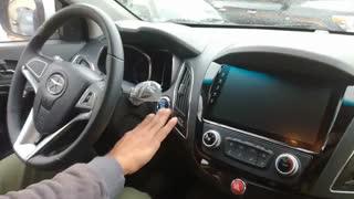 نصب کیلس استارت بر روی خودروی جک S5 دنده ای - ماهان اسپرت
