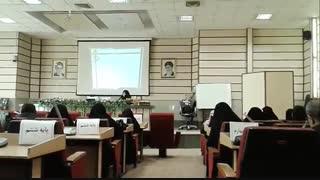 طرح درس ملی ، زهرا علمدار استاد درس پژوهی ناحیه 4 مشهد