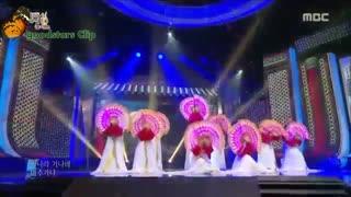 اجرای موسیقی سریال خاطره انگیز جواهری در قصر (یانگوم)