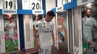 براهیم دیاز بازیکن جدید رئال مادرید