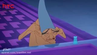 انیمیشن زندگی جدید امپراطور 2 : زندگی جدید کرانک دوبله فارسی