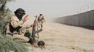 تصاویر منتشرنشده از حملات تروریستی در مرز سیستان و بلوچستان