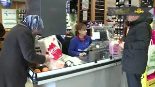 منع فروش کیسه های پلاستیکی در ترکیه