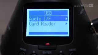 آموزش نحوه انتقال فایل از رکوردر H3-VR زوم به کامپیوتر