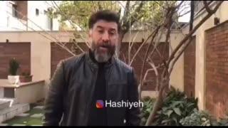 عذرخواهی علی انصاریان از مردم افغانستان