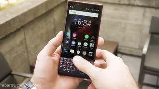 بررسی و معرفی BlackBerry Key2 LE