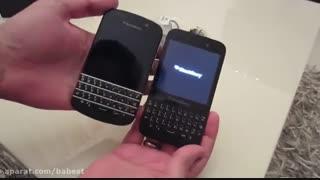 بررسی و معرفی BlackBerry Q5