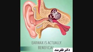 نحوه استفاده از گوش پاک کن