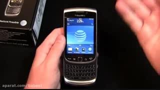 بررسی و معرفی BlackBerry Torch 9810