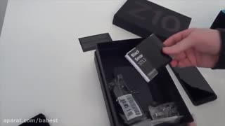 بررسی و معرفی BlackBerry Z10