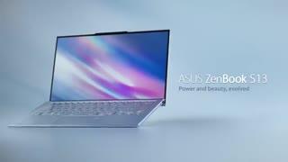 ویدئوی معرفی لپتاپ ایسوس ZenBook S13