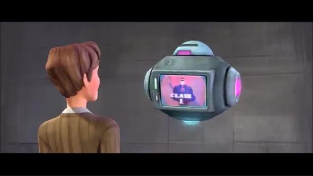 تریلر انیمیشن Henchmen 2018