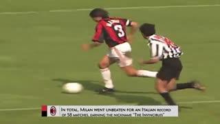 لحظههای خاطرهانگیز پائولو مالدینی، اسطوره باشگاه آث میلان
