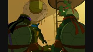 سریال قسمت اول انیمیشن لاک پشت های نینجا