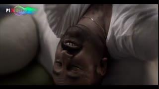 فیلم سینمایی ماحی ، سکانس تعریف بدبختی های دوران کودکی فرزین(مهران احمدی)