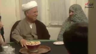 هشت دهه زندگی ایت الله هاشمی رفسنجانی