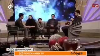 خوانندگی زیبای عادل و میعاد اهنگ محسن ابراهیم زاده