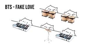 (Fake Love ورژن میو میو★-★)