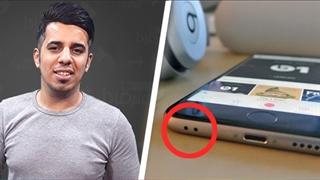 چرا گوشی ها دو تا میکروفون دارن ؟