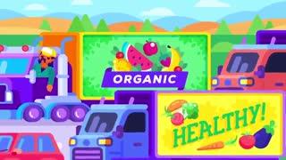 درباره ی محصولات ارگانیک