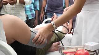 پرینتر سه بعدی و اندازهگیری فشار خون از طریق گوشی