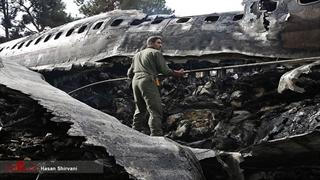 جزئیاتی از سانحه برای هواپیمای باری در کرج