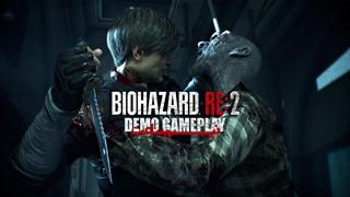 نیم ساعت | Resident Evil 2 Remake