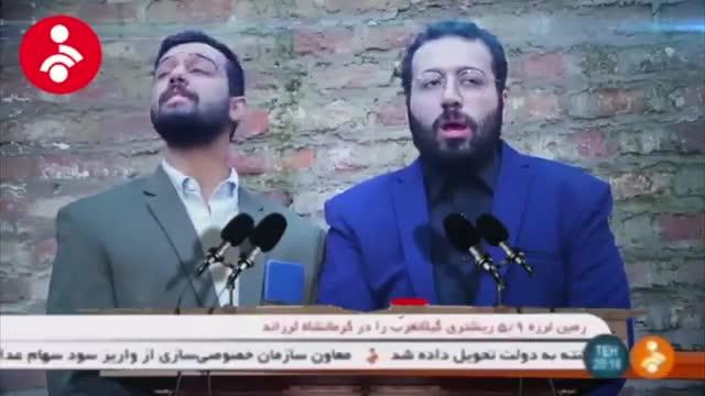 علی صبوری و حسن امیری: فیلترینگ اینستاگرام