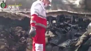 سقوط هواپیما در صفادشت کرج