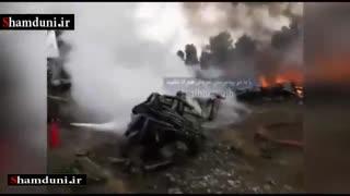 سقوط بوئینگ۷۰۷