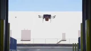 ایگرد   وقتی آمازون سفارشات رو با drone تحویل می دهد!!!