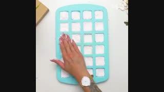 قرص ماشین ظرفشویی رو خودتون بسازید!