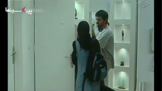 فیلم سینمایی سوپر استار ، سکانس زندگی رها با کوروش (شهاب حسینی) در خانهاش