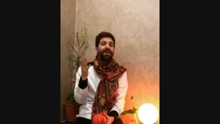 اجرای زنده امشب شب مهتابه توسط حمید هیراد