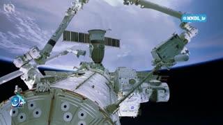 مستند سفر به فضا با دوبله فارسی