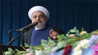 سخنان رئیسجمهور در جمع مردم استان گلستان