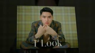 عکس های جدید  D.O و Park So Dam برای کاور مجله ی 1st Look'