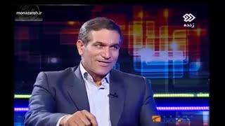 سلمان خدادادی نماینده ملکان در شبکه دو تلویزیون