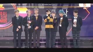 BTS برنده Daesang مراسم 28th Seoul Music Awards