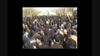 هیئت تکیه اباالفضل(ع) ملایر-سومین هیئت بزرگ ایران-عاشورای 1380