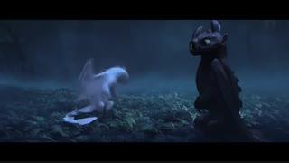 King Video: انیمیشن چگونه اژدهای خود را تربیت کنیم 2019 (جدید)