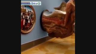 نمونه ای فوق العاده از کاربرد واقعیت افزوده در موزه