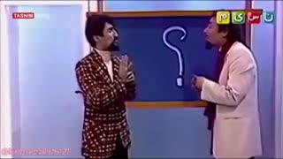 خاطره بازی حامد تهرانی با حسین محب اهری