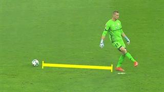 اشتباهات فجیع و خندهدار دروازهبانان فوتبال