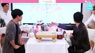 برنامه ★The Viewable SM★ با حضور ♫چانیول ، سهون ، چن♫ (پارت دوم)