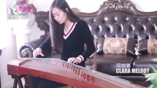 BTS - Blood Sweat & Tears guzheng cover