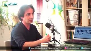 گفتگو صریح و صمیمی معماریTv با مهندس شاهین حیدری