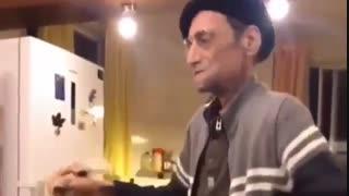 آخرین رقص حسین محب اهری